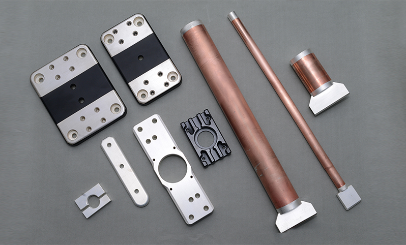 Copper Machining Components